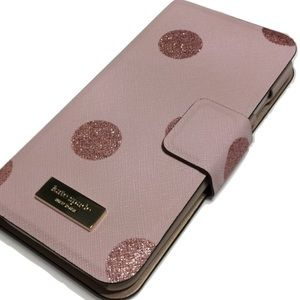 Kate Spade iPhone 6/6s Wallet Phone Case